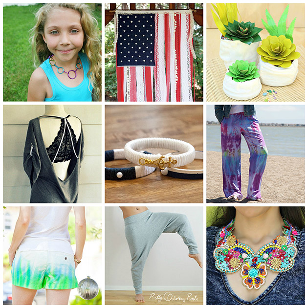 Happy ThursDIY a roundup by Trinkets in Bloom