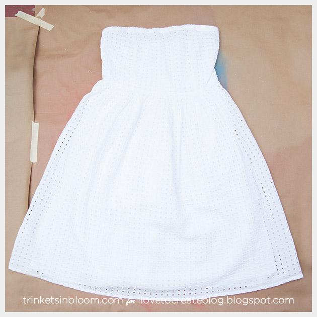 ColorShot Dress before