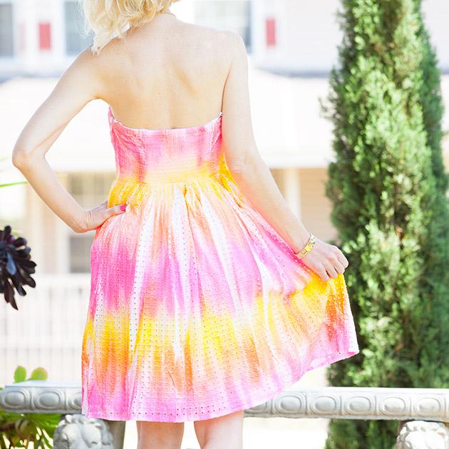 ColorShot Dress 630