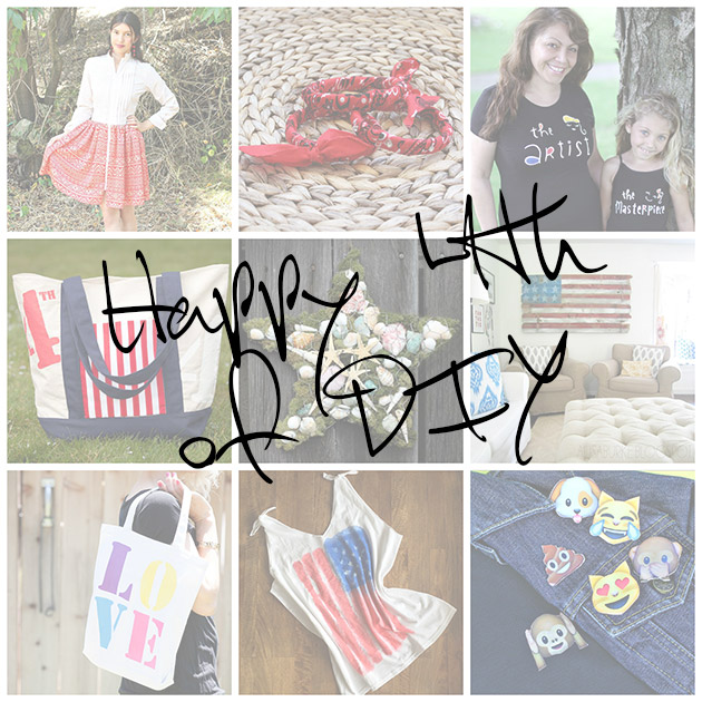 Happy 4th of DIY Feature by Trinkets in Bloom