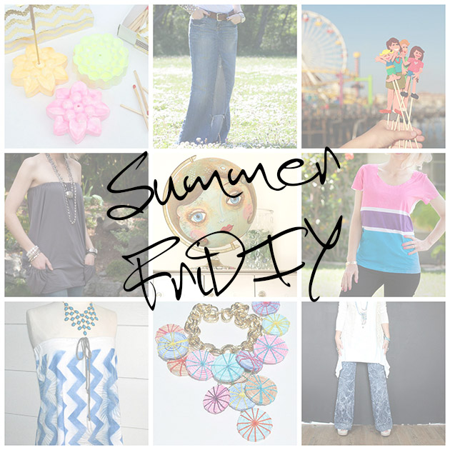 Summer FriDIY feature by Trinkets in Bloom