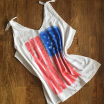 4th of July T-Shirt 630 by Trinkets in Bloom