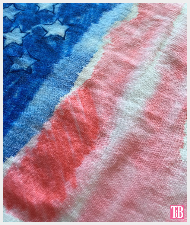 4th of July T-Shirt sketching by Trinkets in Bloom