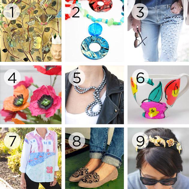 ThursDIY Fashion DIY Roundup