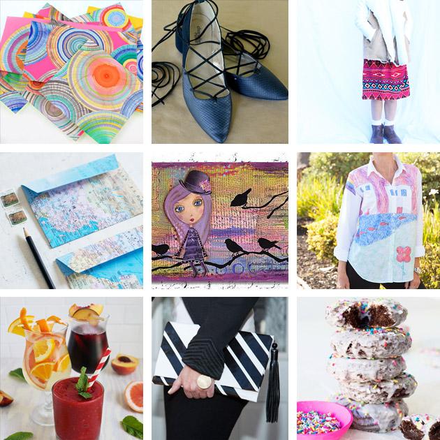 Fashion DIY Roundup