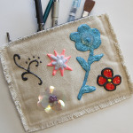 DIY Embellished Clutch thumbnail by Trinkets in Bloom