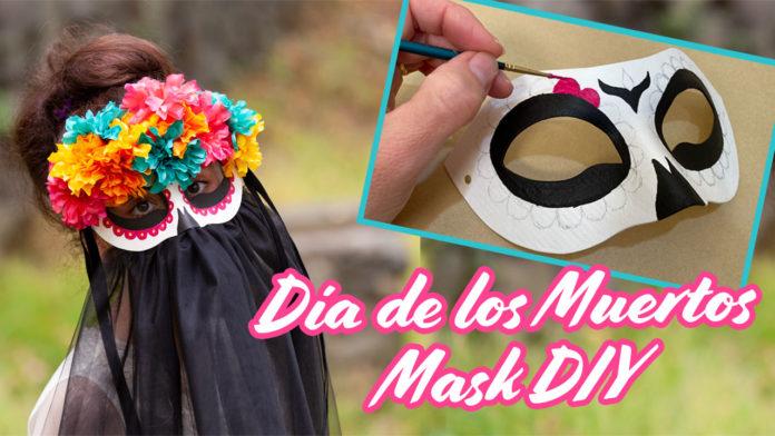Dia de los Muertos Mask thumbnail